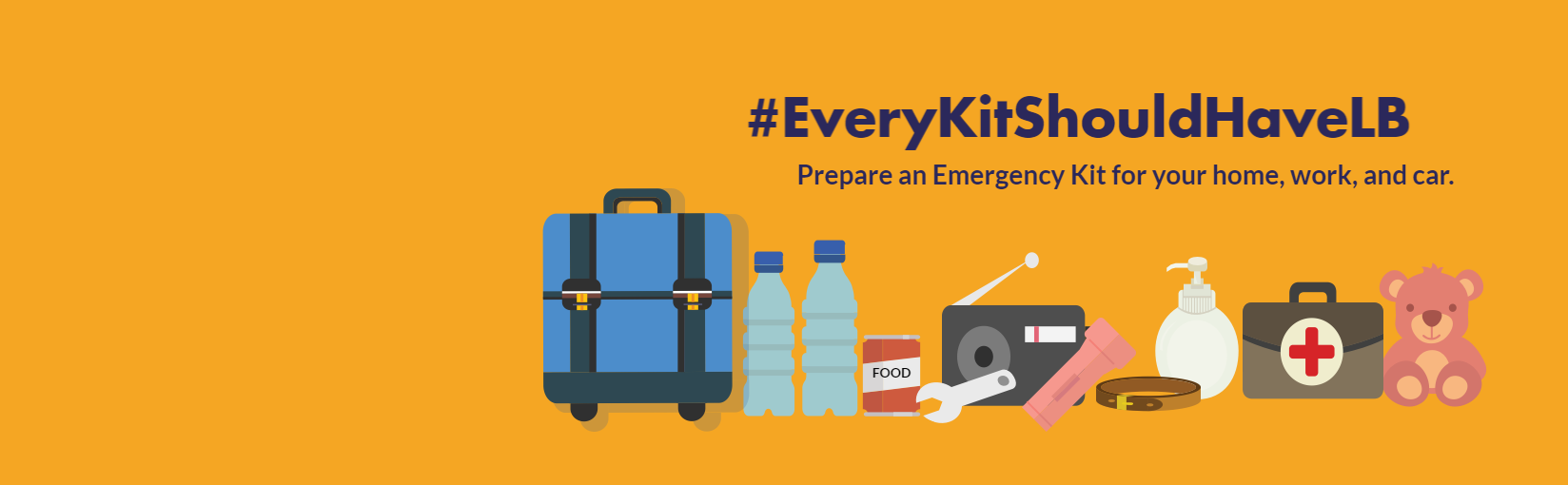 Prepare and Emergency Kit