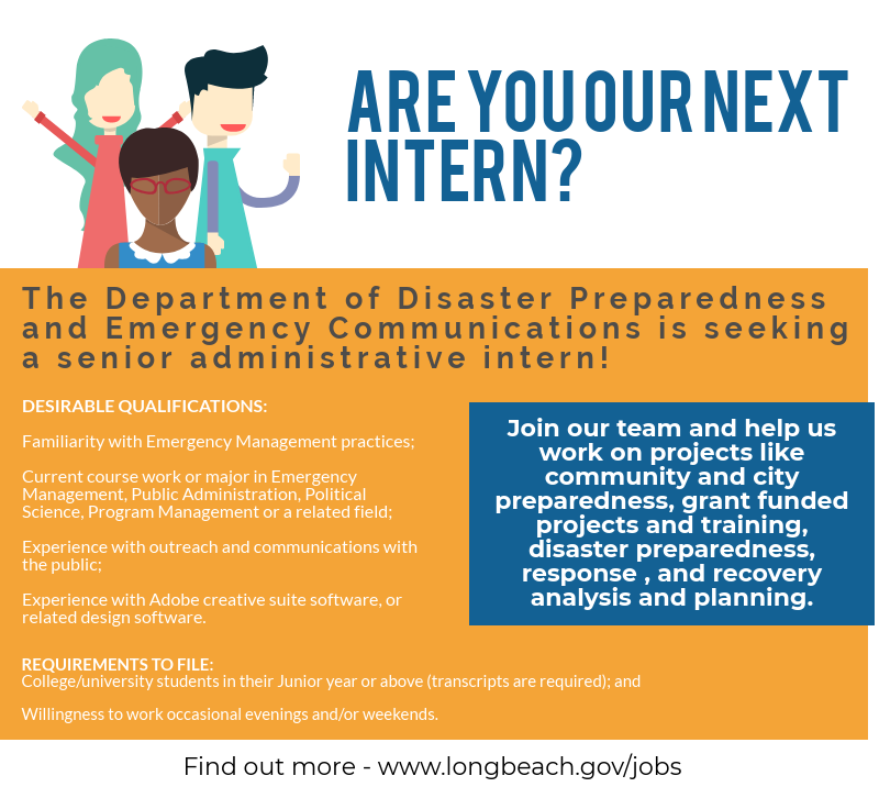 Are you our next Intern?