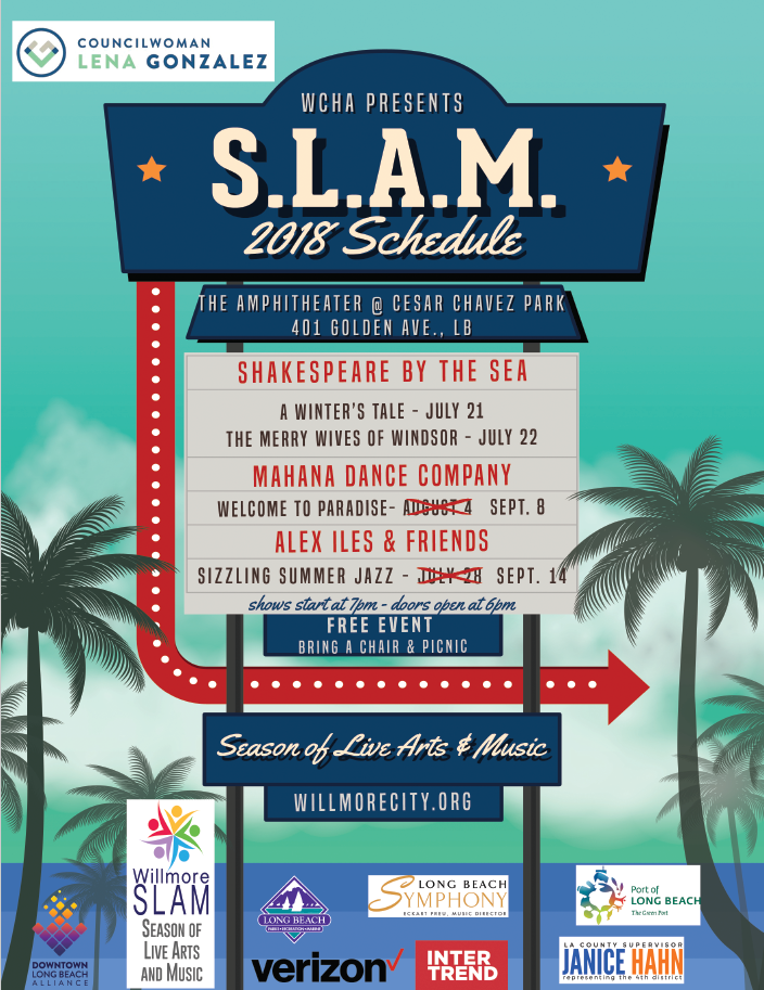 SLAM NEW DATES
