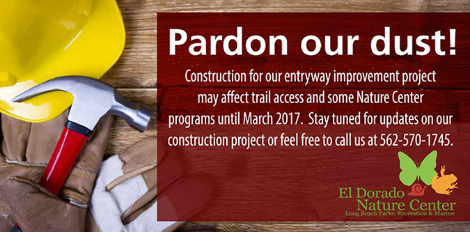 EDNC Construction Notice
