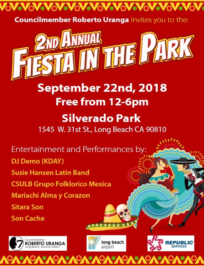 2nd Annual Fiesta In The Park