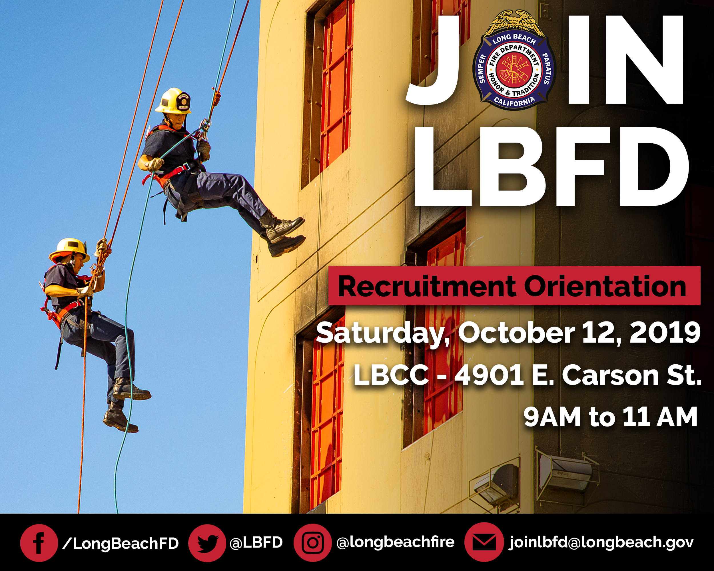 Fire Recruit - Orientation Ad (2)
