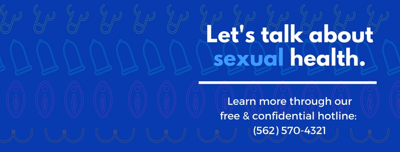 Let's Talk About Sexual Health (562) 570-4321