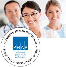 Health Homepage Photo With Accredited Logo