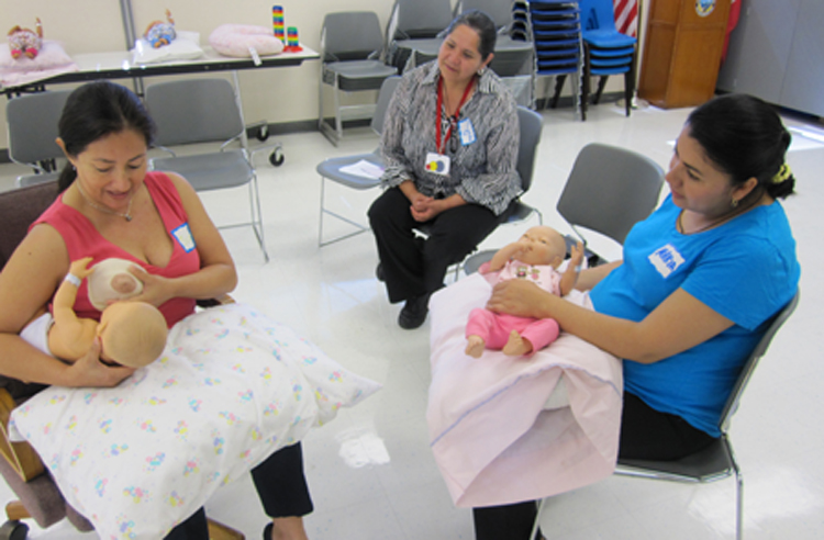 Breastfeeding Peer Counseling Program