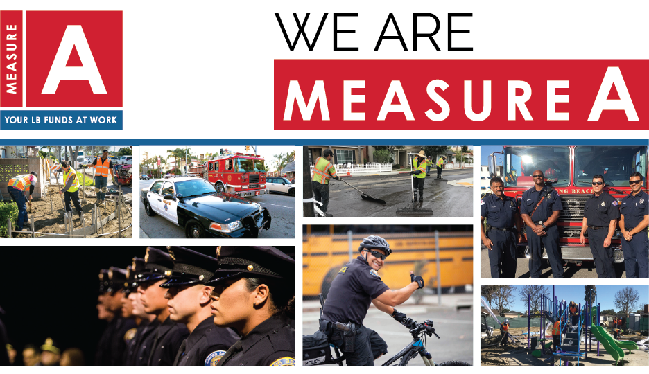We are Measure A Cover image