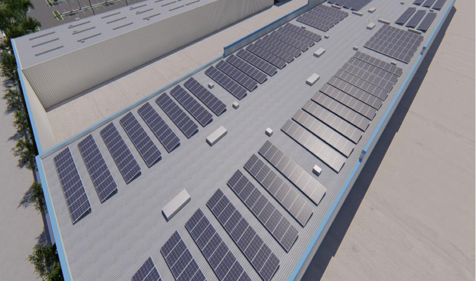 Aeroplex Solar Project