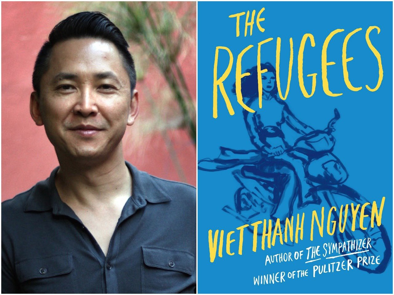 Book Club @ The Miller Room: THE REFUGEES by Viet Thanh Nguyen