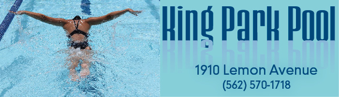 King Park Pool Web Banner