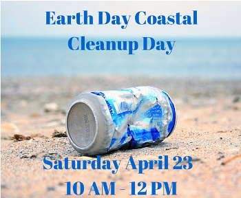 Earth Day Coastal Cleanup Day 2016