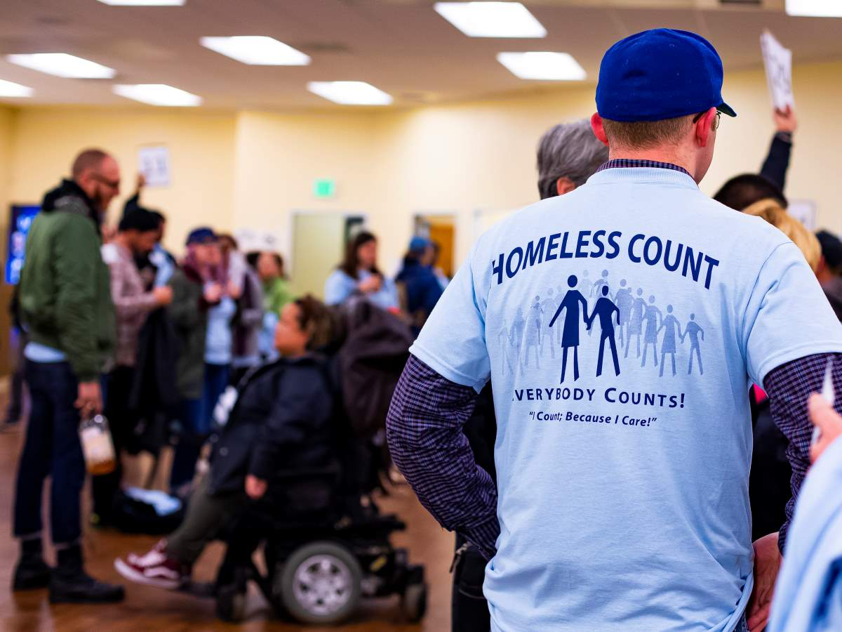 homeless count training